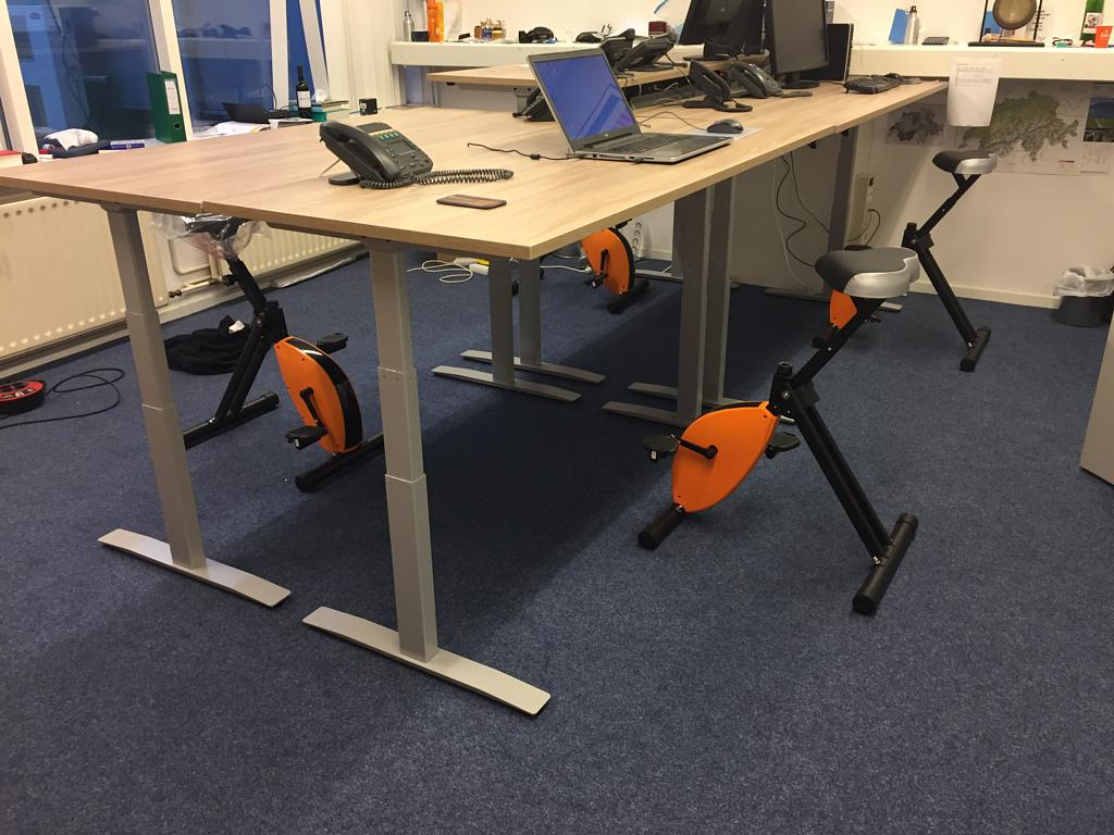 The World Of Stand Up Desks Have You Got One Yet It S Going To Save Your But Wait Also Need Get A Tread Mill Or Stationary Bike With